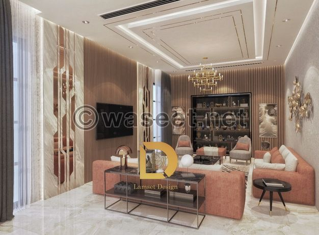Residential and Commercial Projects Design and Implementation Services Co.
