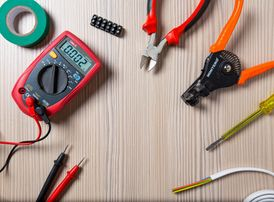 Company specializing in maintenance of electricity