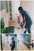 شركة كلينتك لتنظيف الفلل البيوت الشركات 1