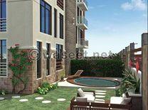شقة دوبلكس بكمبوند مكة بالحي الثالث بمدينة بني سويف الجديدة