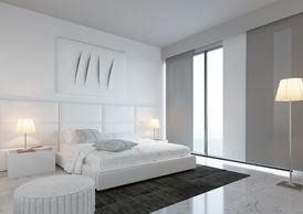 شقة دوبلكس غرفتي نوم وصالة وبلكونتين في مدينة مصدر