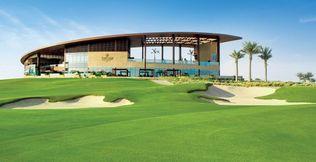 شقة غرفة وصالة  ذات إطلالة رائعة  على الجولف في دبي