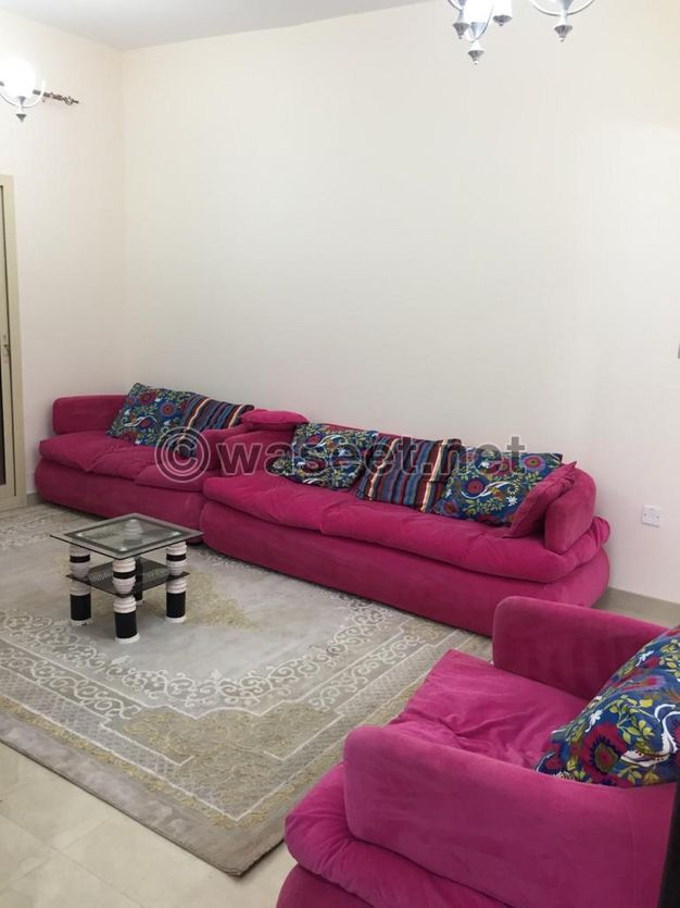 Furnished apartment for rent 2800