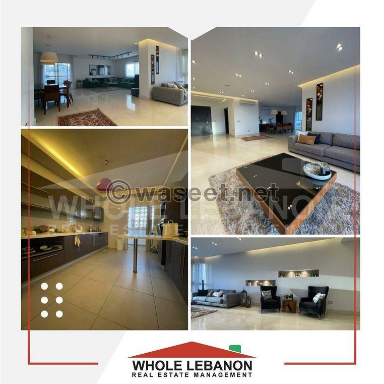 شقة فخمة للبيع في دوحة عرمون