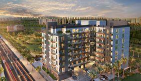للبيع شقة 60م في دبي قرب محطة مترو الفرجان