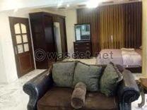 شقة للإيجار بالمهندسين 135م القاهرة