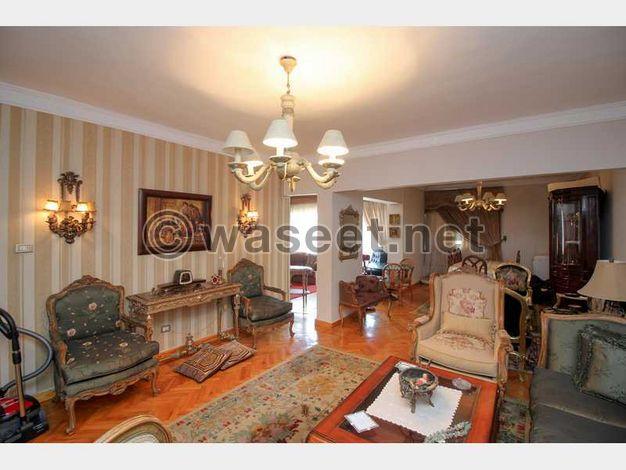 شقة للإيجار بالمهندسين 140م القاهرة