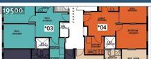 شقة للايجار غرفتين وصالة رخيص وحمامين 1