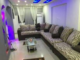 للإيجار شقة مفروشة بالمهندسين القاهرة 140 م