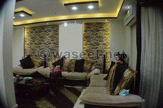 شقة للبيع بين جمال عبد الناصر والعيسوى