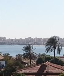 شقة 110 م للبيع في الحي الافرنج بالاسماعلية...