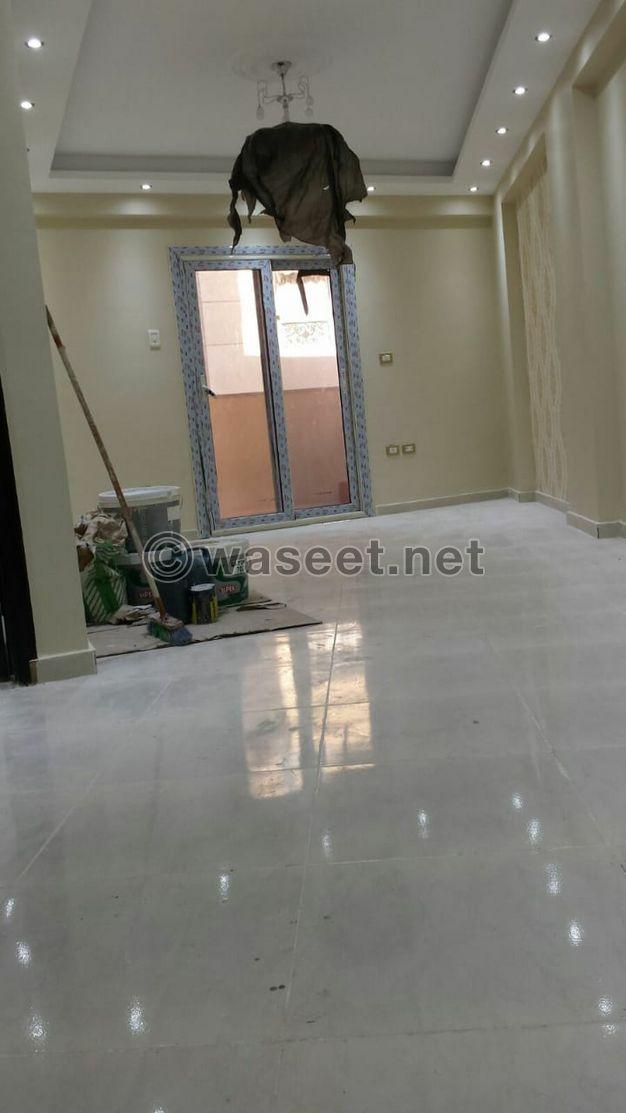 شقة للبيع فى شارع الشيخ بشير