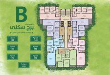 شقة للبيع في دمنهور 150م بمقدم
