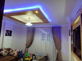 شقة للبيع 90م صافى سوبر لوكس بمدينة نصر