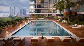 Furnished Apartment On The Canal In Abu Dhabi Al Maryah Island