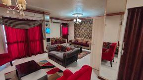 شقة مفروشة للايجار سوبر لوكس العقاد مدينة نصر