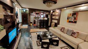 شقة مفروشة للايجار مستوى فندقى 125م مدينة نصر