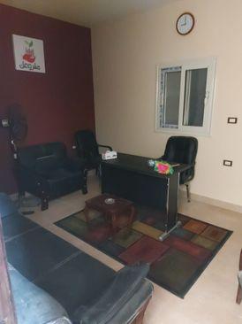 شقة مفروشة مكتب للايجار