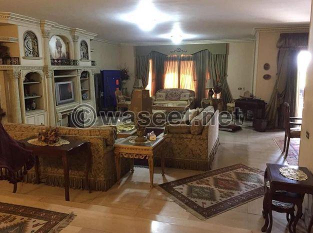 شقة 240 متر للبيع بمدينة نصر الحي السابع