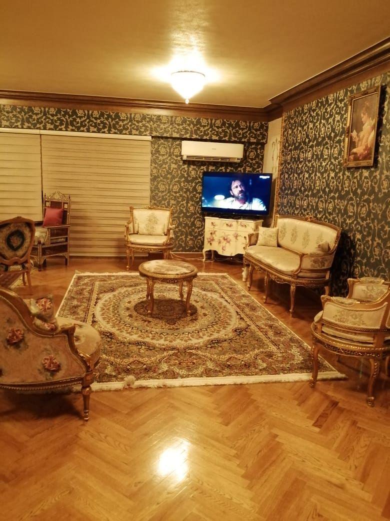 شقة 210م سوريا الرئيسى المهندسين