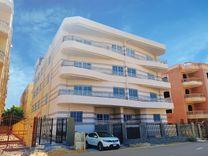 شقة 230 م للبيع بعمارة جديدة بها اسانسير وانتركم بجوار نادي ...