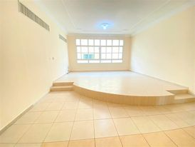 Apartment for rent in khalifa A ground floor