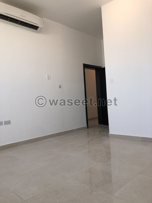 Apartment 2 rooms and lounge for rent in Mohammed bin Zayed city
