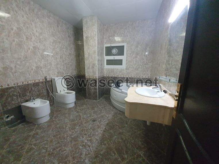 Apartment 1 bedroom and a lounge in Khalifa City A next to Union Plaza