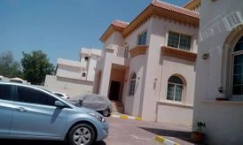 Apartment private entrance for rent in khalifa A