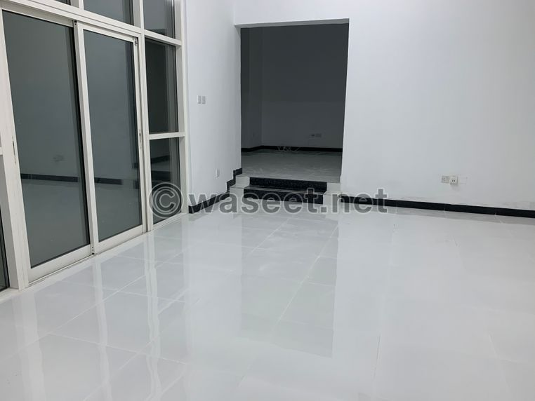 Apartment with private pool for rent in Khalifa A.