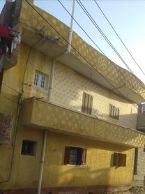 منزل به قطعة ارض خلفية  شمال سيناء