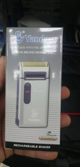 Shaving bag for men
