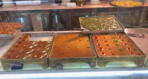 شيف حلويات اردني