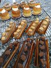 شيف حلويات غربي من المغرب