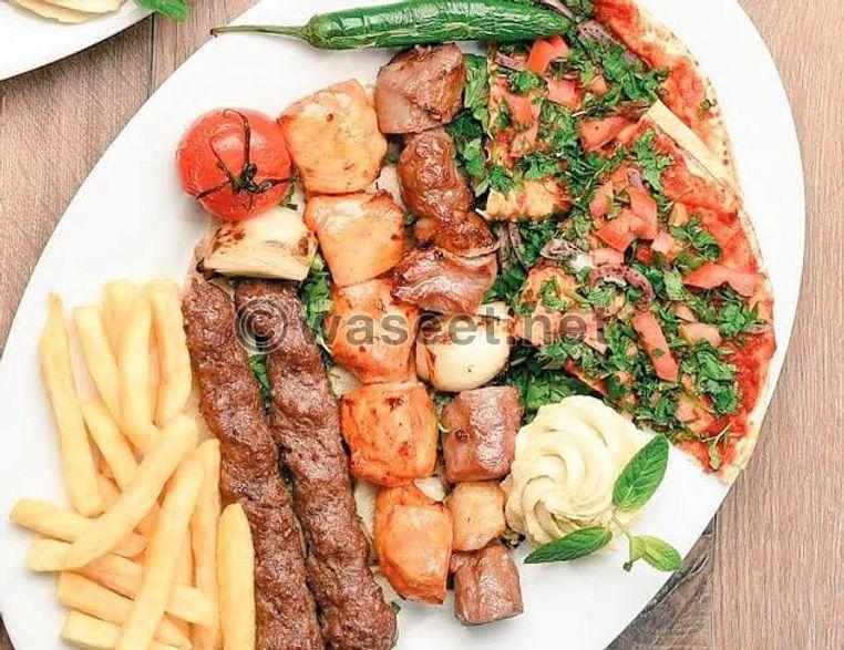 شيف مشاوي لبناني