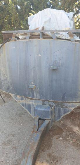 صهريج مياه ٢٢ برميل مع موتر مياه و نبريش 14