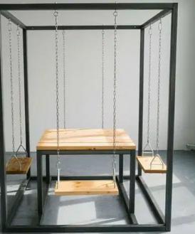 طاولة (ارجوحة)