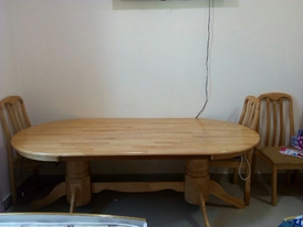 طاولة سفرة كبيرة،للبيع 3