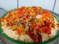 طباخ مصري يجيد الاكلات الخليجية 1