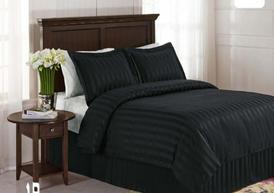 طقم اغطية السرير