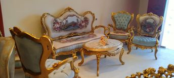 Egyptian Handmade Salon Set