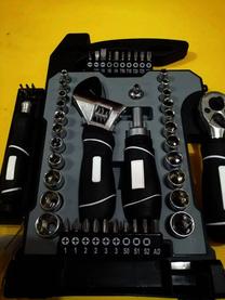 طقم مفاتيح ومفكات متعددة للبيع