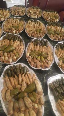 Chef of Egyptian food