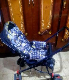 عربة اطفال للبيع 7