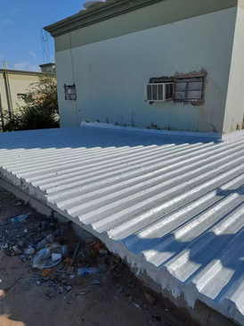 Roof insulation and maintenance 1