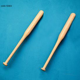 عصا بيسبول خشب زان متين