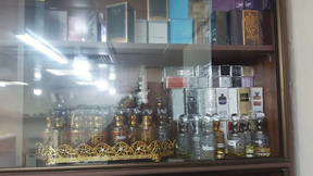 Perfumes and incense. For sale 2
