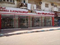 محل تجاري للبيع بمساحة ١٥٠م عمارة ظاظا حي الشهداء ناصية شارع...