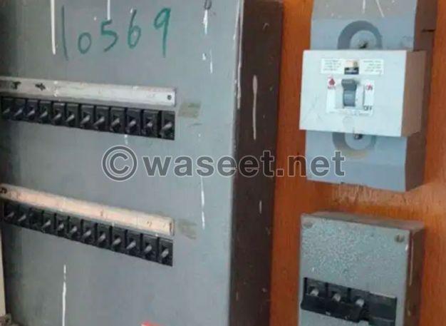 عمل الفحوصات الكهربائية