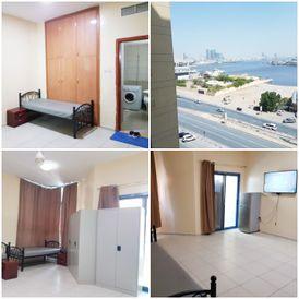 Master room for rent in Al Rashidiya